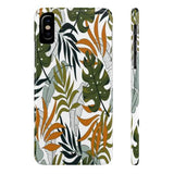 iPhone Cases Flowers Tropical Plants-iPhone X