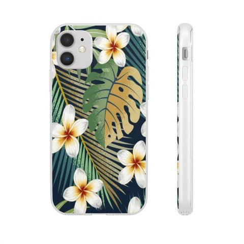 iPhone Cases Flowers Tropical Strelitzia-iPhone 11
