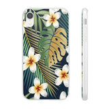 iPhone Cases Flowers Tropical Strelitzia-iPhone Xr