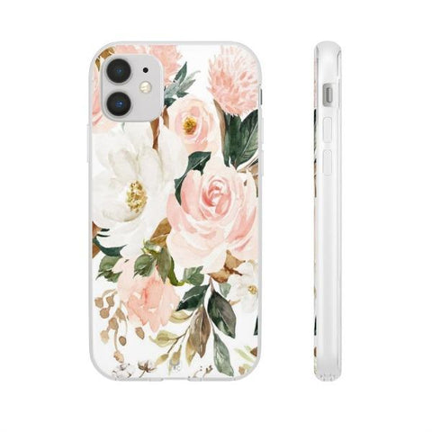 iPhone Cases Flowers Vintage Magnolia-iPhone 11