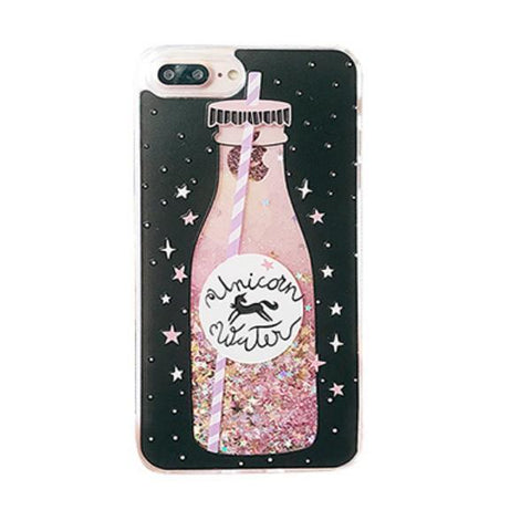 iPhone Cases Glitter Girly Style-Bottle-iPhone 5 & 5s