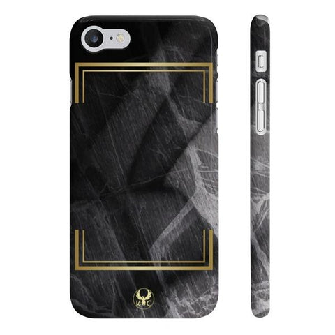 iPhone Cases Luxury Glossy Marble Art-iPhone 7, iPhone 8