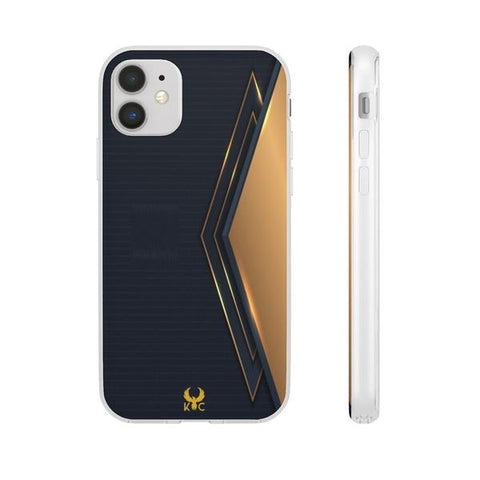 iPhone Cases Luxury Golden Metallic-iPhone 11
