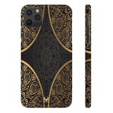 iPhone Cases Luxury Mandala Gold-iPhone 11 Pro Max
