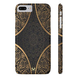 iPhone Cases Luxury Mandala Gold-iPhone 7 Plus, iPhone 8 Plus