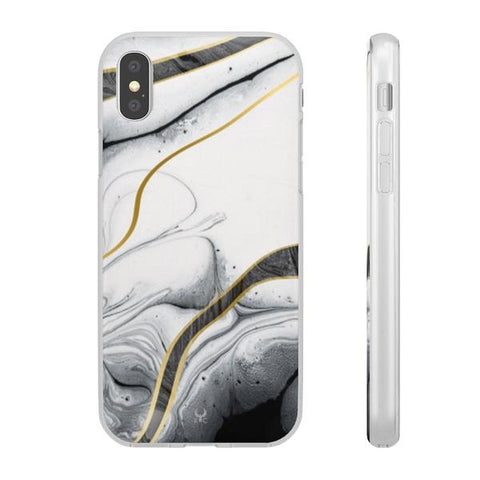 iPhone Cases Luxury Marble Abstract-iPhone X