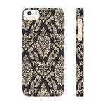 iPhone Casess Luxury Gold Blazon-iPhone 5 & 5s & 5se