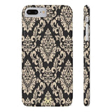 iPhone Casess Luxury Gold Blazon-iPhone 7 Plus, iPhone 8 Plus