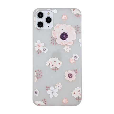Flower iPhone Case <br> Chrysanthemum iPhone Case
