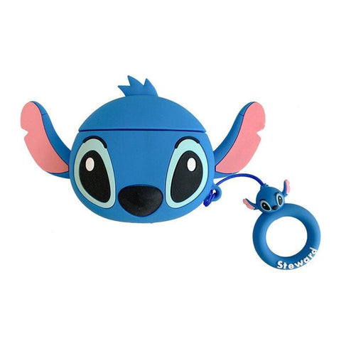 Cute Stitch AirPod Case