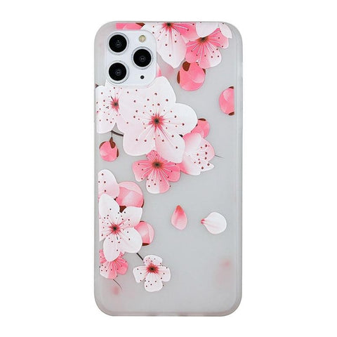 Flower iPhone Case <br> Peach Blossom iPhone Case