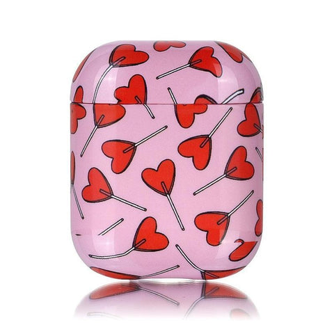 Sweet Heart AirPod Case-KazerCase