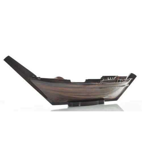 Dhow Boat Replica Centerpiece Sushi Tray