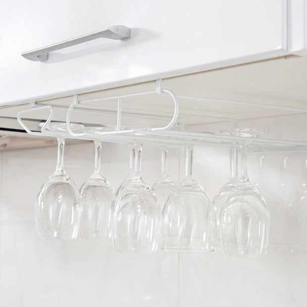 Wine Glass Rack Hanging Stemware