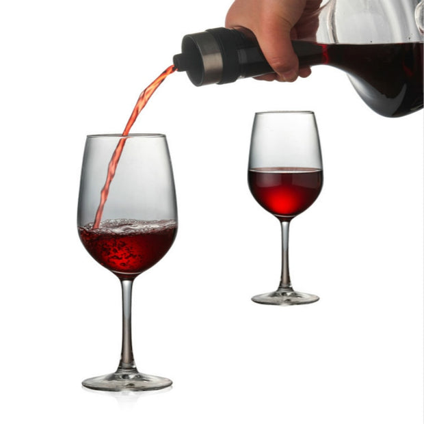 Glasses Decanter Bottle Pourer Aerator