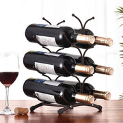 6 Bottle Wine Storage Stand