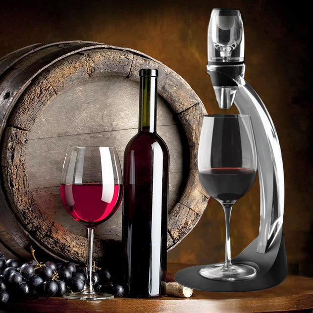 Wine Decanter Pourer With Filter