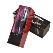 Inflatable Filter Portable Wine Decanter