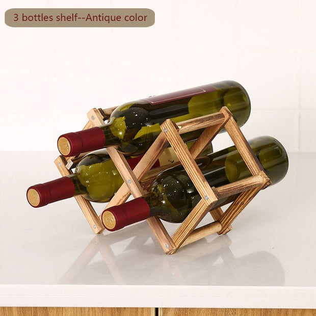 Wooden Wine racks bottle cabinet