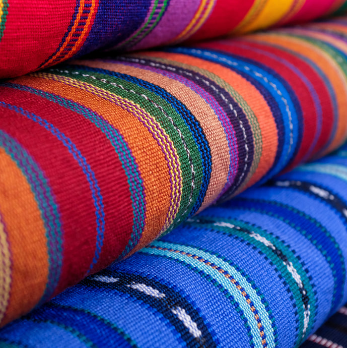 Handwoven Fabric from Guatemala
