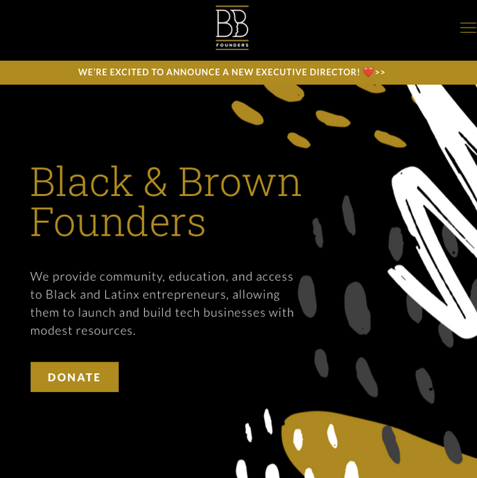 Black and Brown Founders