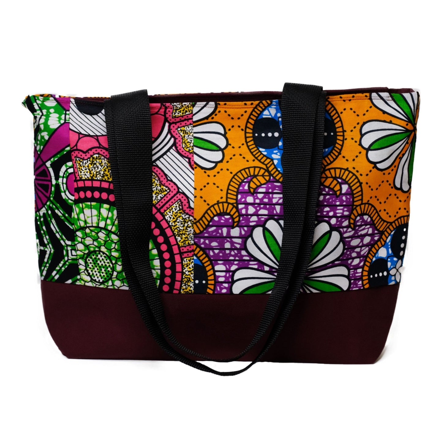 African Print Tote Bag (Coming Back Soon!)