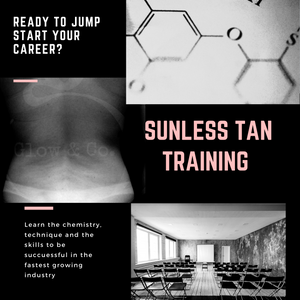 Sunless Tan Training