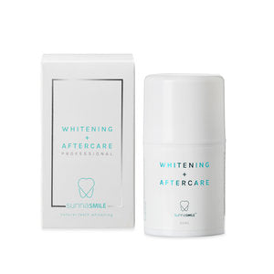 Aftercare + Whitening Gel