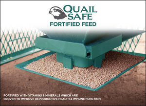 Quail Safe Fortified Feed