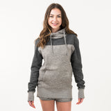 ac core Womens Early Riser Fleece Hoodie - American Collegiate