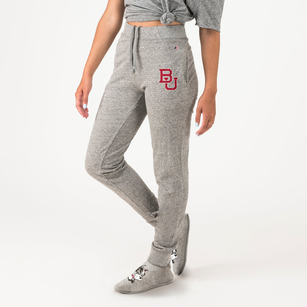 ac Feejays® Boston Unisex Sweatpants With Feet - American Collegiate