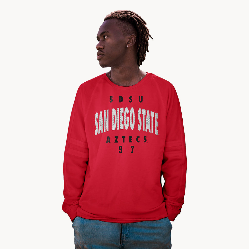 ac core SDSU Signature Crew Neck Sweatshirt
