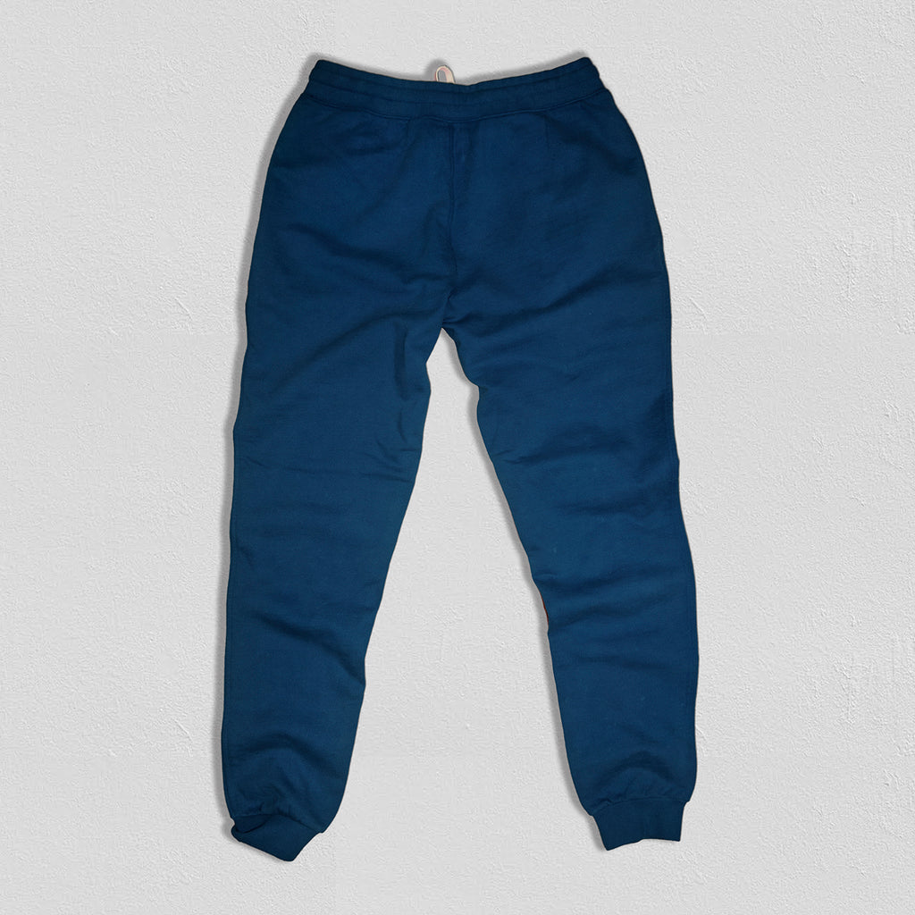 Heavyweight Sweatpants Navy - American Collegiate