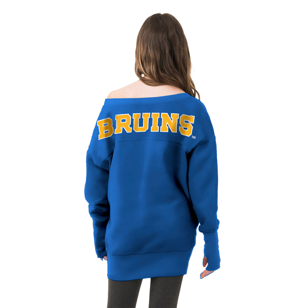 ac core UCLA Womens 80's Oversized Sweatshirt