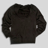 Indiana Men's Heavyweight Hoodie True Black