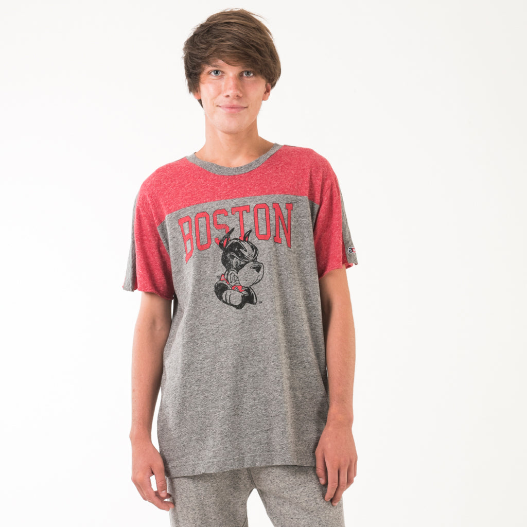 Boston Tee Shirt True Red