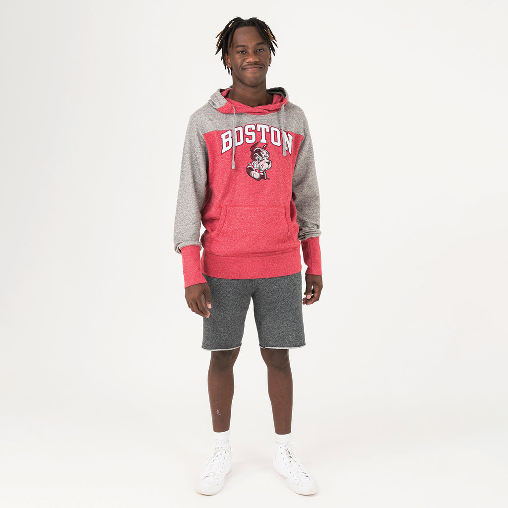 Boston Hoodie True Red