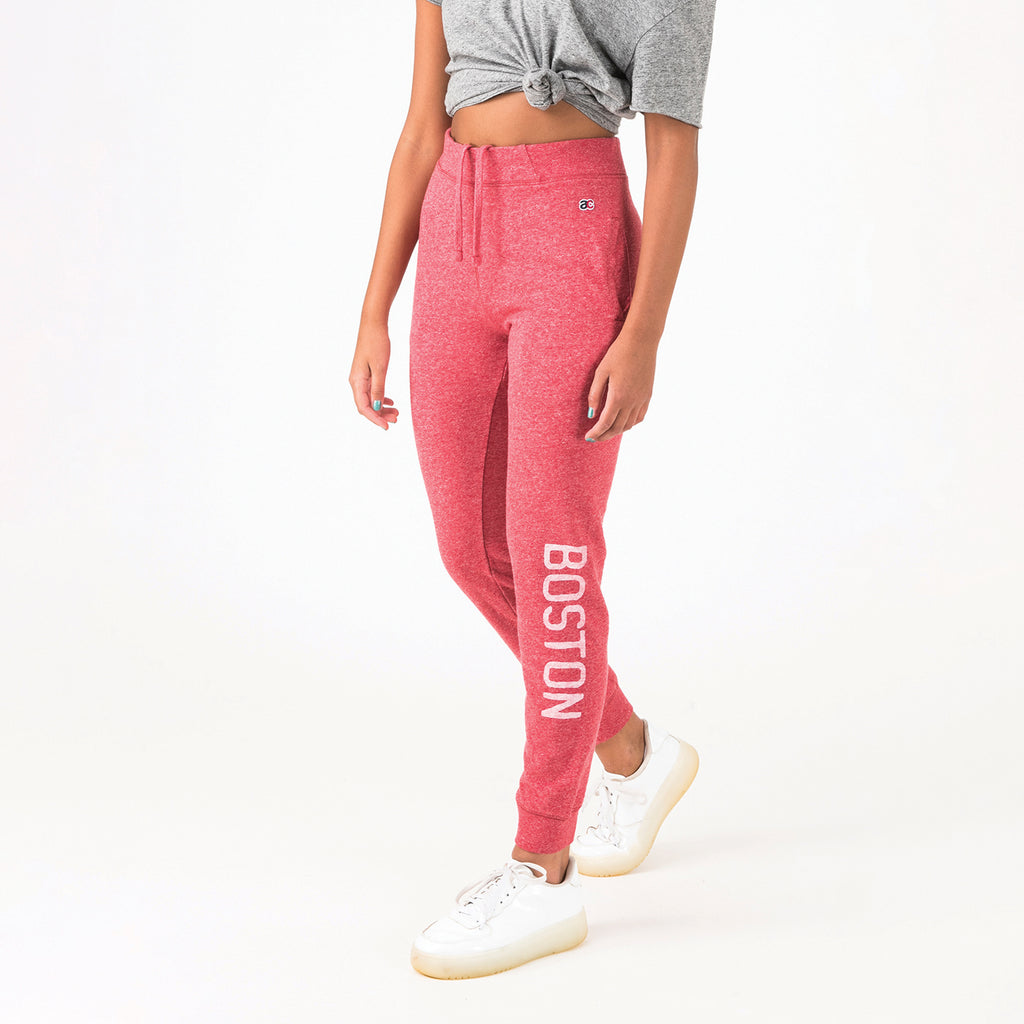 Boston Sweatpants True Red