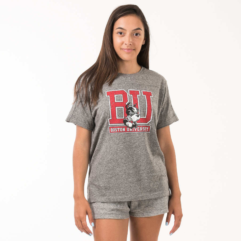Boston Neck Tee Shirts