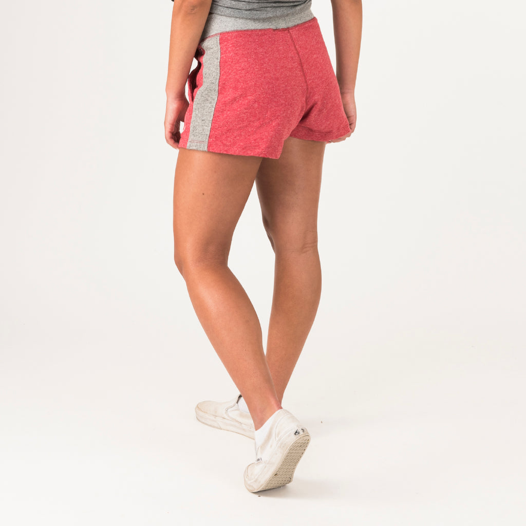 Boston Lounge Shorts True Red