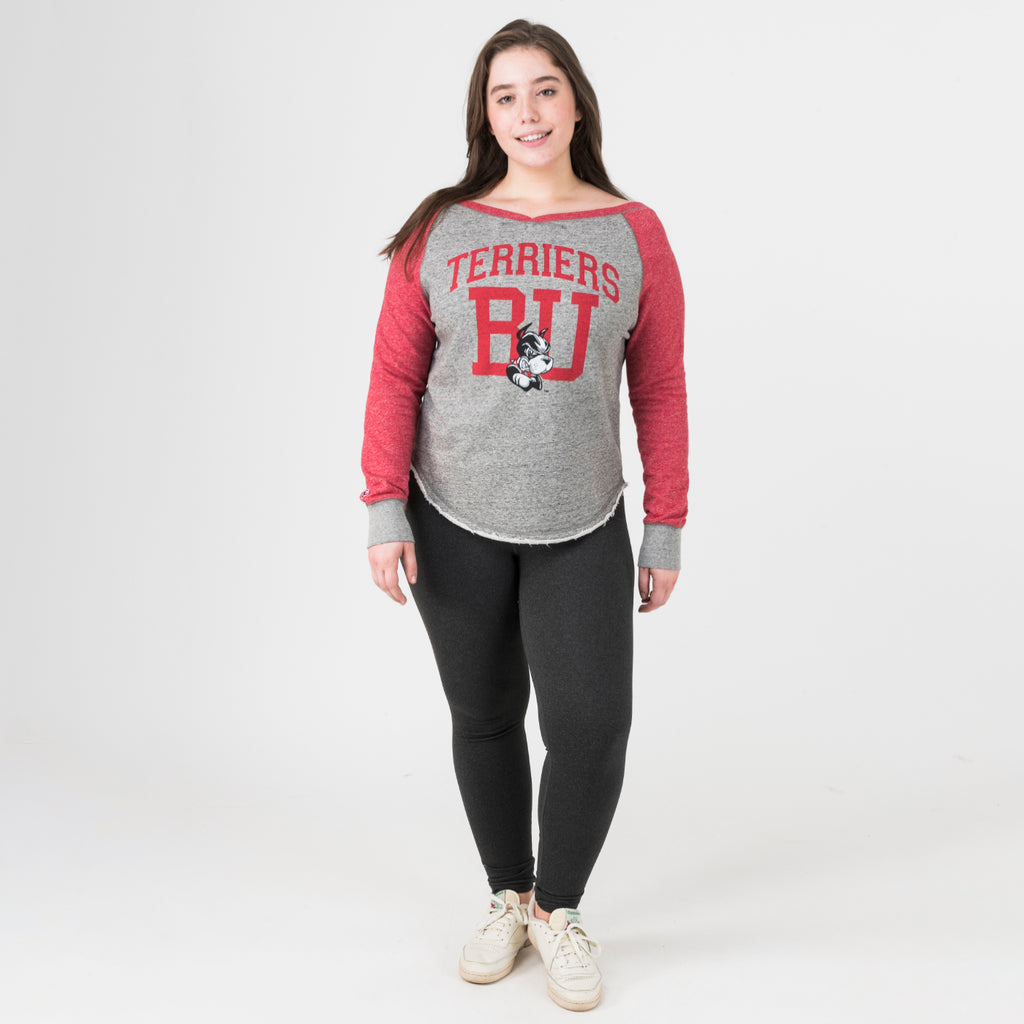 Boston  Sweatshirt True Red