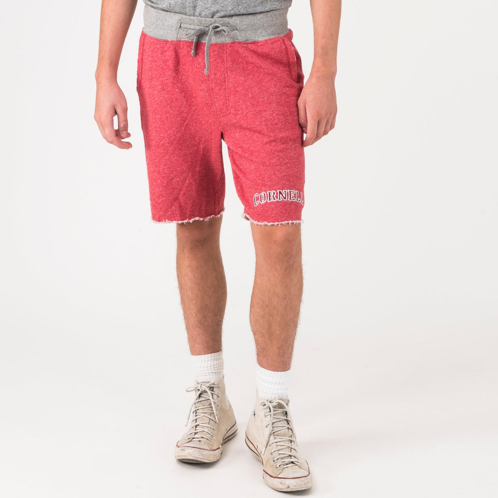 Cornell Shorts True Red