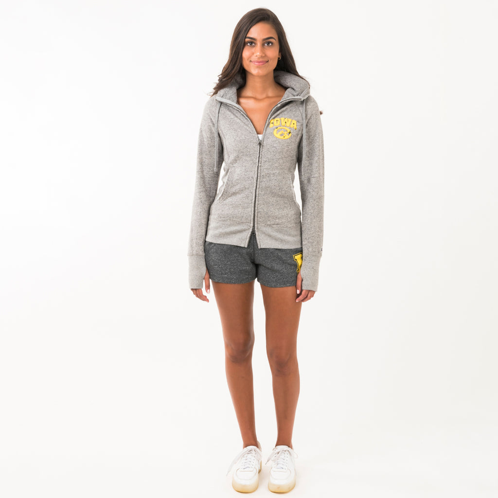 Iowa Womens Girlfriend Hoodie
