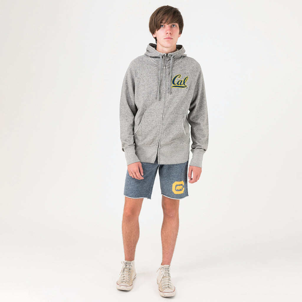 UC Berkeley Mens Go-To Full Zip Hoodie