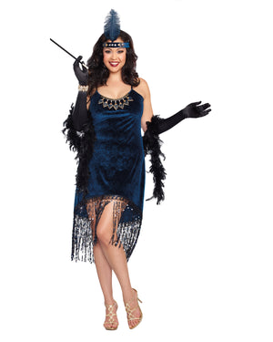Plus Size Downtown Doll Flapper