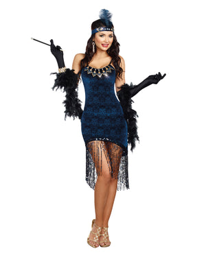 Downtown Doll Flapper
