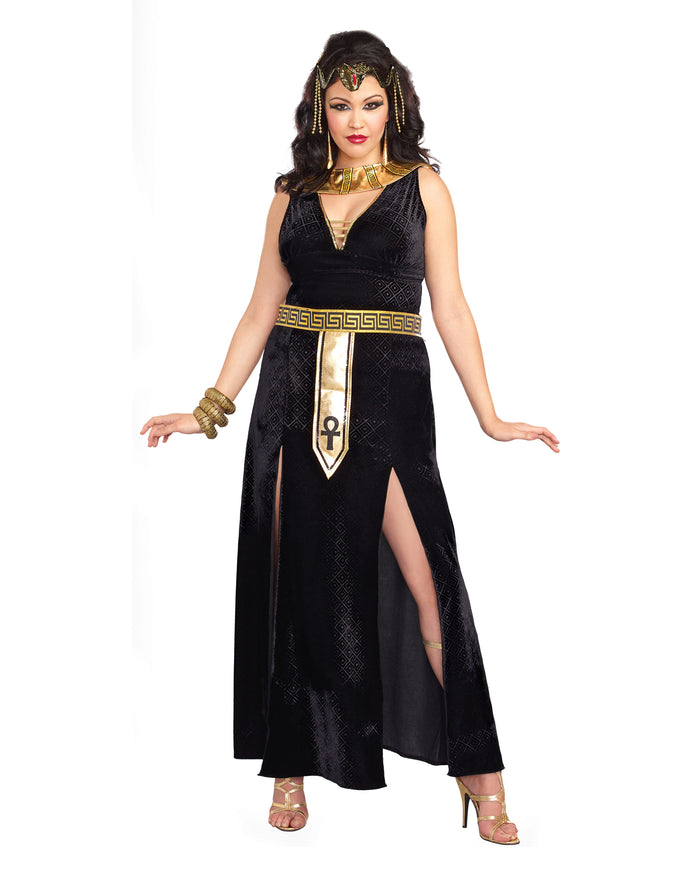 Plus Size Exquisite Cleopatra