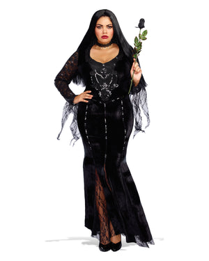 Plus Size Frightfully Beautiful