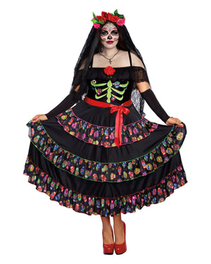 Plus Size Lady of the Dead