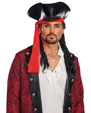 Men's Pirate Hat